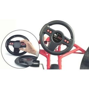 Kart cu pedale Ferbedo Air Runner Red imagine