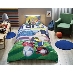 Lenjerie de pat Tac Disney Mickey Mouse Canlandir imagine