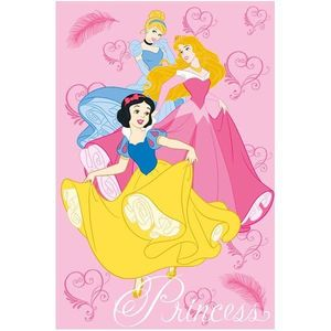 Covor copii Princess model 51933 160x230 cm Disney imagine