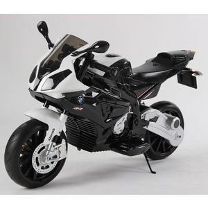 Motocicleta electrica BMW S1000RR 12V Neagra imagine