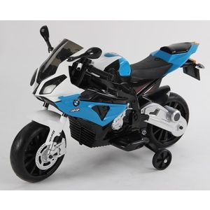 Motocicleta electrica BMW S1000RR 12V Albastra imagine