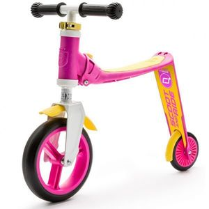 Trotineta copii transformabila 2 in 1 Scoot Ride Highwaybaby+ rozgalben imagine