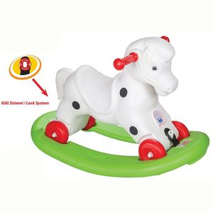 Balansoar cu roti Rocking Horse imagine