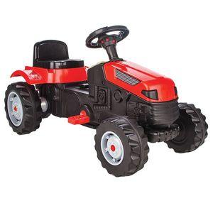 Tractor cu pedale pentru copii Active Red imagine