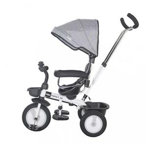 Tricicleta multifunctionala MamaLove Rider Gri imagine