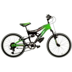 Bicicleta Full Suspension 20 6 viteze imagine