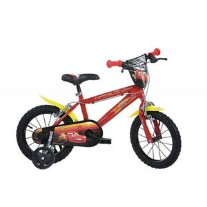 Bicicleta copii 14 Cars Dino Bikes imagine