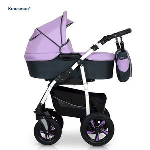 Carucior Kraus Clasic Light Purple imagine