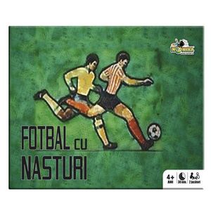 Joc Noriel - Fotbal cu nasturi imagine