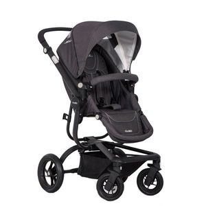 Carucior 3 in 1 Soul Anthracite imagine