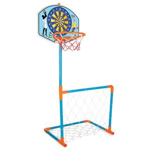 Set 2 in 1 Magic basketball si fotbal imagine