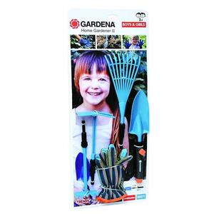 Set unelte gradinarit Gardena Home Gardener II imagine