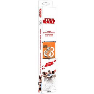 Parasolar auto retractabil Star Wars BB8 Seven SV9320 imagine