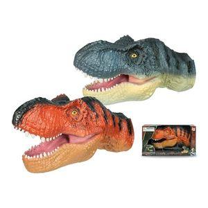 Figurina flexibina Toy Major Soft T-Rex imagine