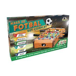 Masa de fotbal din lemn mica Noriel Games, 51 cm imagine