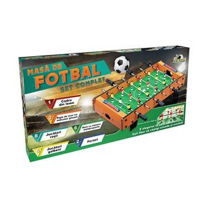 Masa de fotbal din lemn Noriel Games, 70 cm imagine