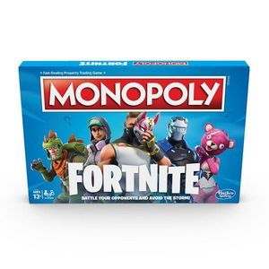 Joc de societate Monopoly Fortnite imagine