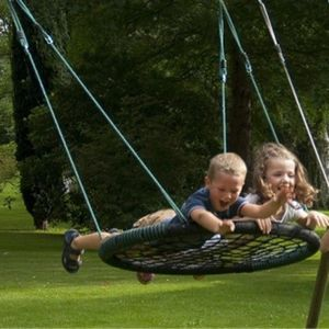 Leagan Tip Cuib Nest Swing imagine