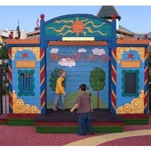 Scena Teatru, Scena Serbare Copii 3 imagine