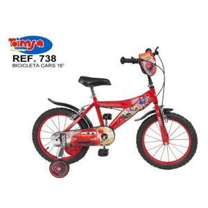 Bicicleta 16' Cars imagine