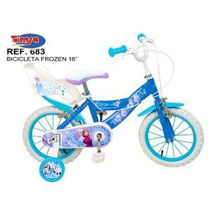 Bicicleta 16' Frozen imagine