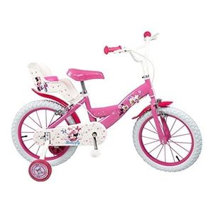 Bicicleta 16 Minnie Mouse imagine