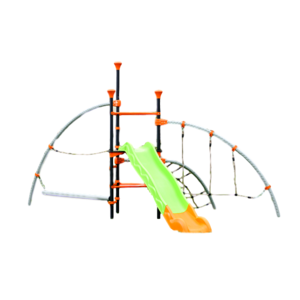 Ansamblu complex joaca Trufi Marco, cu tobogan imagine