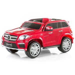 Masinuta Electrica SUV Mercedes Benz GL63 AMG imagine