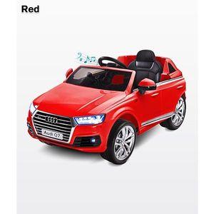 Toyz AUDI Q7 12V Red cu telecomanda imagine