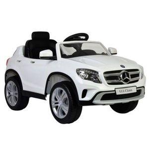 Masinuta electrica copii Mercedes-Benz GLA Class Globo 12V cu telecomanda control parinti 2.4 Ghz cu 3 viteze imagine