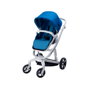 Carucior Bebumi Space Blue imagine
