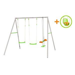 Complex de joaca pentru 4 copii Paulo imagine