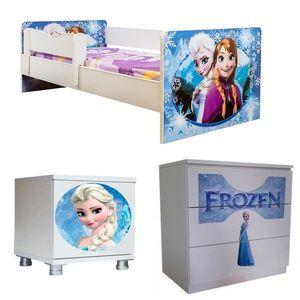 Promo pat junior Frozen mobilier imagine