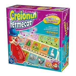 Joc Creionul Fermecat - Să învățăm Alfabetul și Numerele imagine