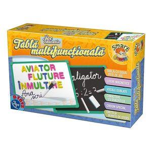 Joc Educativ - Tablă Multifuncțională Educativă cu Alfabet imagine