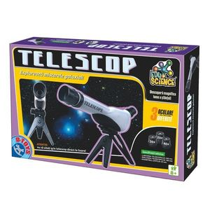 Joc EduScience - Telescop - Mic imagine