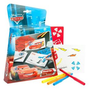 Set Creație - Șabloane cu Mașini - Disney Cars imagine