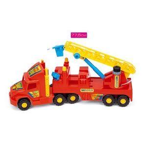 Wader - Super Truck - Mașina Pompieri imagine
