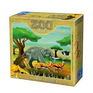 Joc Românesc - Zoo Alfabet imagine