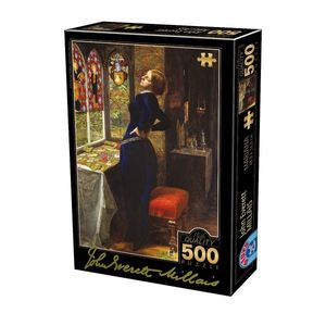 Puzzle John Everett Millais - Mariana - 500 Piese imagine
