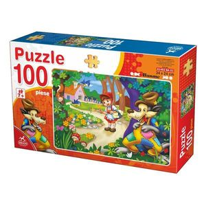 Puzzle - Basme - 100 Piese imagine
