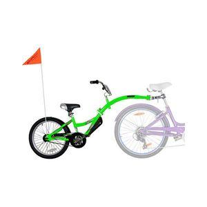 Bicicleta Co-pilot Verde Weeride Wr06gr imagine