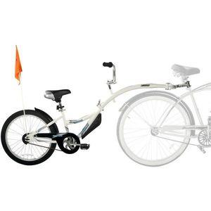 Bicicleta Co-Pilot Alb WeeRide WR06WH imagine
