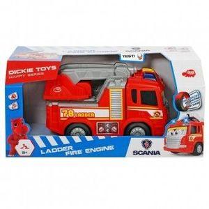 Masina de pompieri Dickie Toys Happy Scania imagine