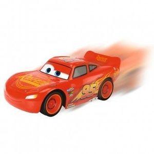 Masina Cars 3 Lightning McQueen cu telecomanda imagine