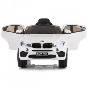 Masinuta electrica Chipolino BMW X6 white imagine