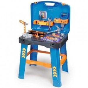 Masa de lucru pliabila Smoby Have Fun Bob Constructorul imagine