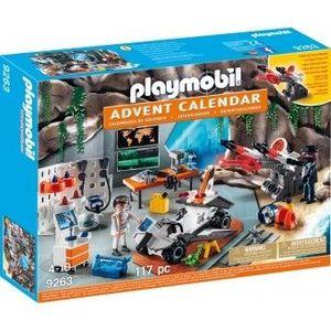 PlayMobil 4Ani+ CALENDAR CRACIUN - AGENT SECRET imagine