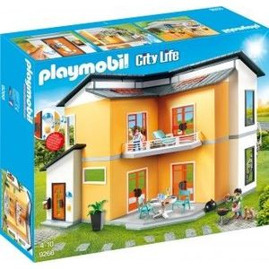 PlayMobil 4Ani+ CASA MODERNA imagine