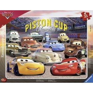 Puzzle Copii 4Ani+ cars 3, 35 piese imagine